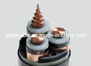 18/30kv condutores de cobre Isolados em XLPE cabo de alimentação