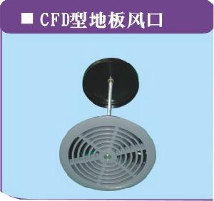 Verspreider de Onder de vloer van de Lucht CFD