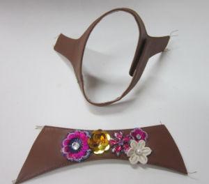 Nouveau Style imprimé floral pour dames sandale supérieure
