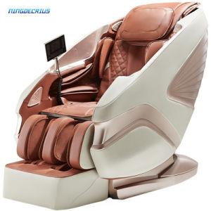 Ningdecrius Best 4D Zero Gravity Full Body SL Track Electric Роскошный офис 3D Recliner Складная Шиацу дешево Цена массажный стул