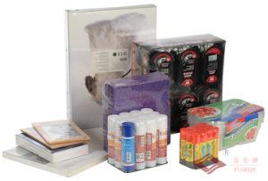 Automatic L calor tipo barra retráctil Shrinkable caliente la reducción de la empacadora de paquete paquete sellado selladora Embalaje Embalaje la máquina para la verificación/tejido/bolsa de papel/cartón de CE