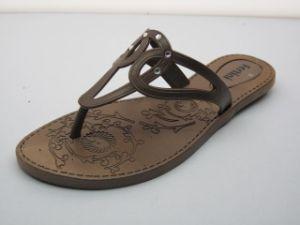 2010 Nouvelle conception Lady's pantoufles (#320-1A)