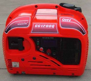 generatore della benzina di CC 1.6kw (GGDC1600S)
