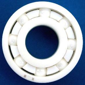 Rolamento de cerâmica completo (ZrO2 Series)