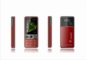Duplo SIM Telefone móvel Dual Standby com Rádio FM Bluetooth (E68)