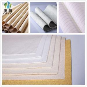 Support de filtre en polyester non tissé