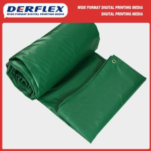 Heavy Duty Popular Global tejidos de poliéster recubierto de PVC