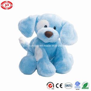 Blue Dog Melhor Dom Kids recheadas de pelúcia sentado En71 Toy