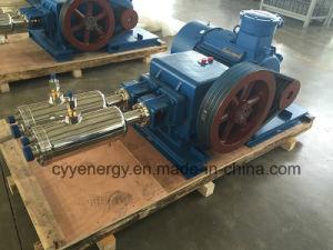 Cyyp 72 Uninterrupted Service Large Flow und High Pressure LNG Liquid Oxygen Nitrogen Argon Multiseriate Piston Pump