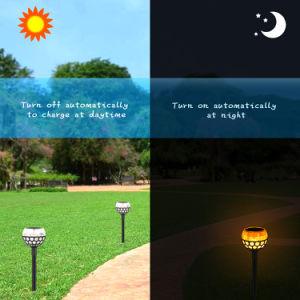 高品質の太陽景色のトーチライトLED炎ライト