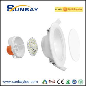 Epistar2835 SMD de 5W 7W 9W 12W 15W 18W Downlight LED
