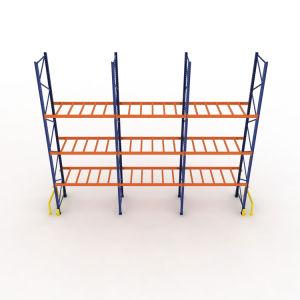 Rayonnage en acier de l'entrepôt industriel Systèmes en Rack de stockage