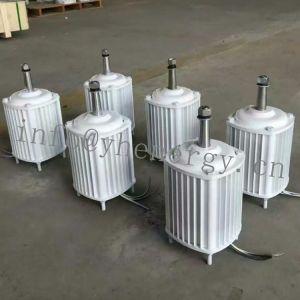 1kw 2kw 3kw 5 kw 10kw 100 kw générateur à aimant permanent de l'Éolienne PMG