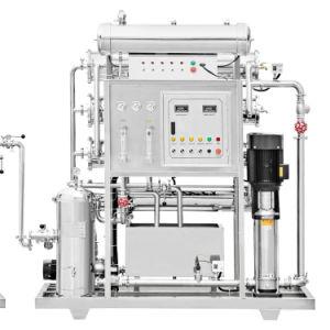 Tratamiento de agua de purificación de agua de filtro de agua Equipo de ósmosis inversa.