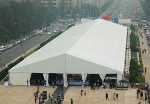 400-местный большой белый свадебный открытый Группа 20X30m палатка из ПВХ