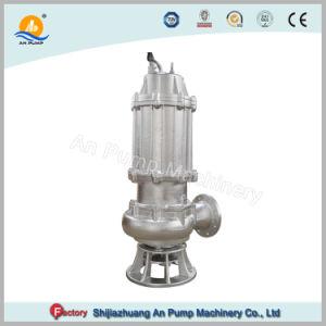 Sumergible Bomba de alta calidad de aguas residuales para el tratamiento de aguas residuales