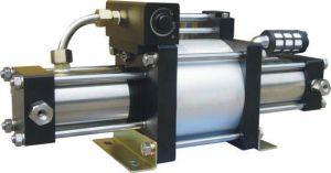 Doppio Acting, MPa 80 High Pressure Pneumatic Driven Gas Booster Pump di Single Air Drive Gbd 100 per Leakage Pressure Test