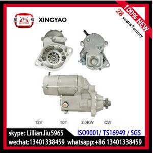 Nouveau moteur du démarreur s'adapte Hyster Chariot de levage du chariot élévateur Yale 228000-5860 4.3L 18198