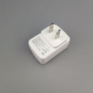 Universalarbeitsweg USB-Aufladeeinheits-Energien-Adapter USB-Aufladeeinheit Gleichstrom 5V 2.4A