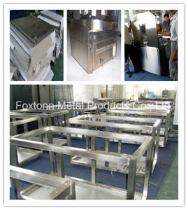 China Manufactured Cooking Equipment Electric oder Gas Fryer