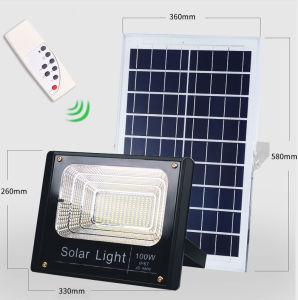 200W 100Wの太陽掲示板ライト60W太陽動力を与えられたLED掲示板のAdvisementライト