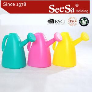 POT della tazza/giardino dell'acqua 900ml/latta di innaffiatura di plastica (SX-603)