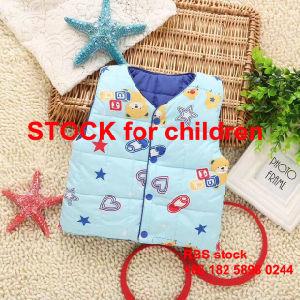 2,85 Dollor Enfants Les enfants d'appel vers le bas veste de coton pour l'hiver