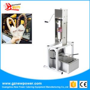 Fritadeira Churros máquina de fazer Churros Máquina e fritadeira para equipamento de restauração