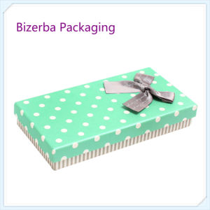 Vakje het van uitstekende kwaliteit van het Document van de Gift van het Karton