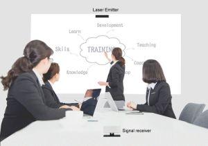 Peine láser 3D y el lápiz táctil portátil de control de la Pizarra Interactiva con precio de fábrica