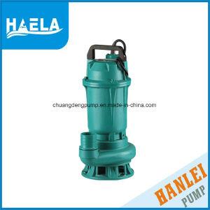 Pompa per acque luride professionale di buona qualità del fornitore Wqd