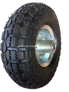 Neumáticos de caucho Hot Wheels y el tubo interior 3.50-4 de neumáticos