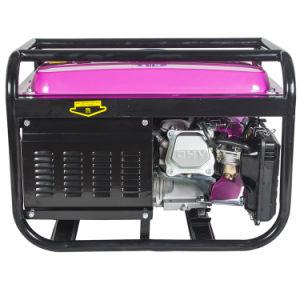 Com o Japão China Standard Motor 2kVA 2.5kVA 3kVA 4 kVA 5 kVA 6 kVA gerador de Motor a gasolina para o comércio por grosso