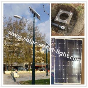 ポーランド人Design IP65 6m 30W Solar Street Light