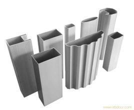 Aluminium extrudé Profil pour châssis de portes et fenêtres