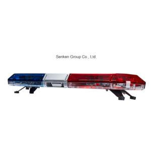 ECE R65 LED de ambulancia de la policía de la policía de la barra de luz de alerta de emergencia