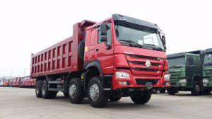 Sinotruk HOWO 371HP Lastkraftwagen- mit KippvorrichtungKipper für schweren LKW des Verkaufs-8X4 40tons