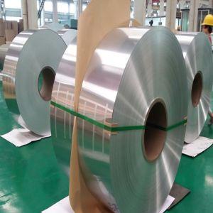Bobina de aluminio del embalaje de la categoría alimenticia para la tapa de la cubierta de la carrocería de la poder de bebida