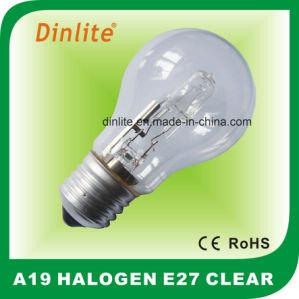 Comercio al por mayor fabricantes de filamento regulable bombilla LED Una lámpara halógena de 4W19 6W 8W 110V 220V B22 E26 E27