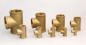 Accessori per tubi d'ottone Bronze degli accessori per tubi