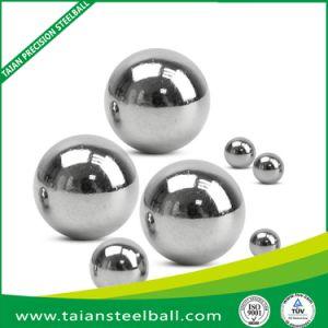 G100 de medios de molienda de bolas de acero al carbono 1/8'' para la venta