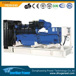 70kVA Diesel Generator Set Powered durch BRITISCHES Engine