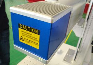 Marcador de metal marcadora láser de fibra de metal materiales Non-Metal