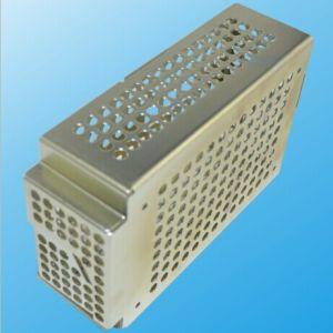 Contenitore battente di metallo del comitato di alta precisione, precisione che timbra con la placcatura dello zinco (HS-SM-001)