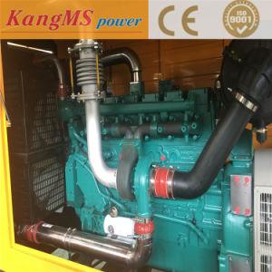 Generador Diesel Deutz 100kw de potencia del motor silencioso de la certificación ISO el precio de suministro de energía de reserva