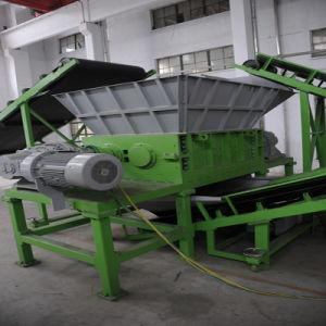 Двойной вал для шинковки 1200 мм шины и переработки