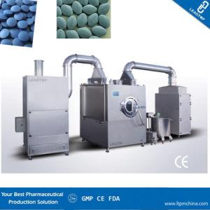 Orifício de alta eficiência e máquina de revestimento de filme gratuito