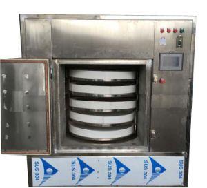 Industriales de Alta Eficiencia microondas secador de vacío para las frutas, verduras, alimentos para mascotas de secado a baja temperatura