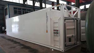 60000L a memoria diesel 110000L Bunded i serbatoi esportati in Australia