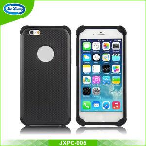 iPhone 6のためのPhone移動式Accessories ComboのパソコンTPU Hybrid Case